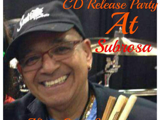 Calixto Oviedo - CD Release Party en el SUBROSA en New York City, NY,         Nov 30, 2015