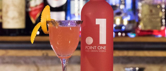 Point One Vodka