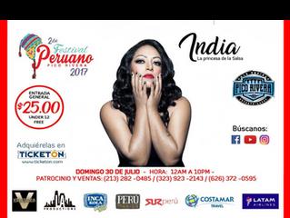2do Festival Peruano Pico Rivera