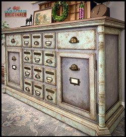 Apothecary Cabinet/Sideboard
