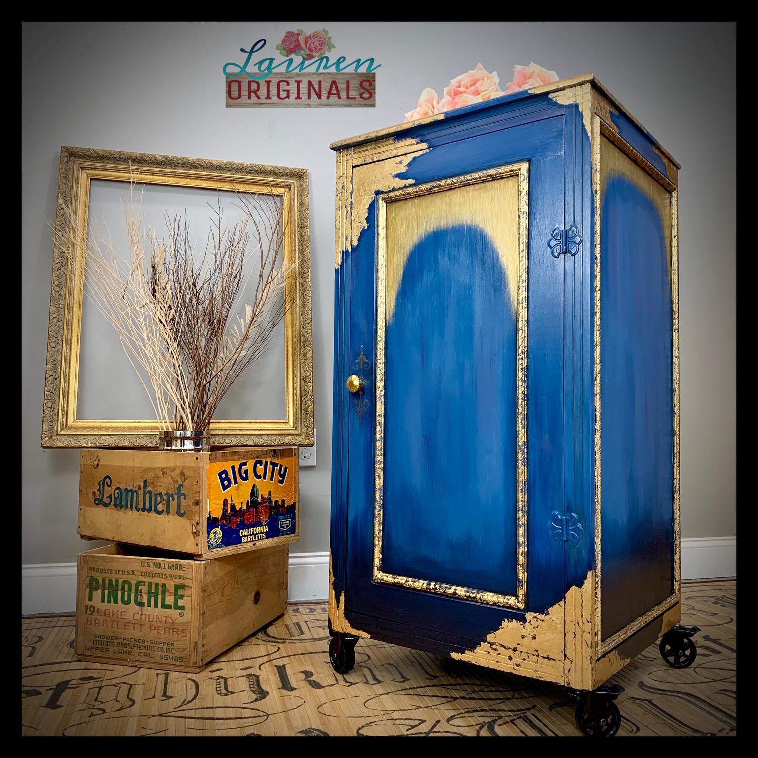 Modern Boho Cabinet