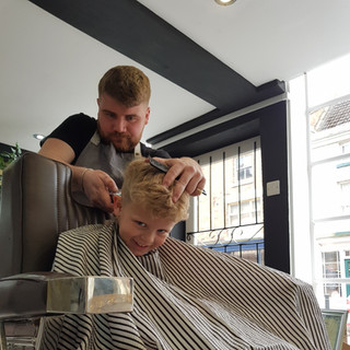 Resident Barber