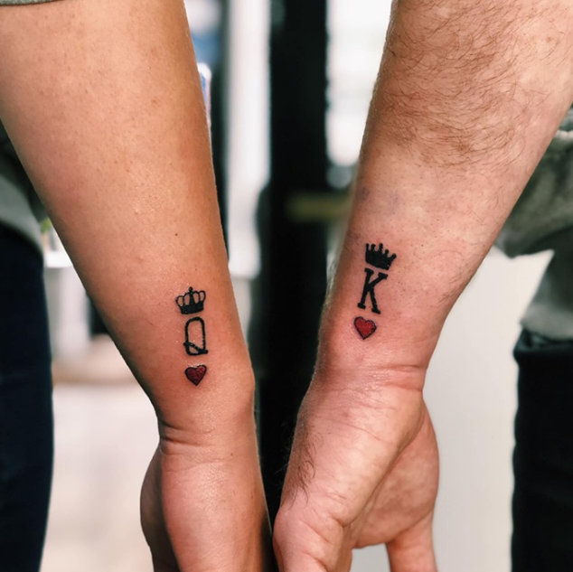 King and Queen Tattoo Projectinkwem.png