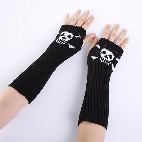Deadly Cool- fingerless gloves