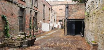 Victorian Slum Street
