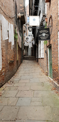 Victorian Side Street