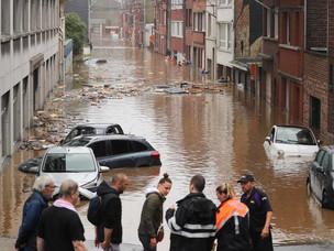 """Mahdi: """"Nationale Loterij maakt 1 miljoen euro vrij voor slachtoffers van de overstromingen"""""""
