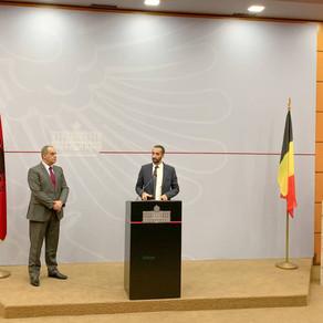 Ontradingscampagne moet Albanië uit top 6 asielaanvragen in België krijgen