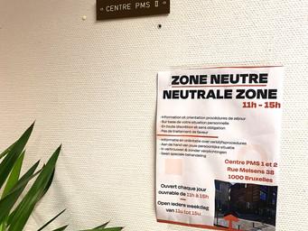 Neutrale zone sluit voor algemeen publiek