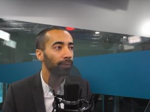 BELUISTER - Interview Radio 1: Sammy Mahdi over einde hongerstaking