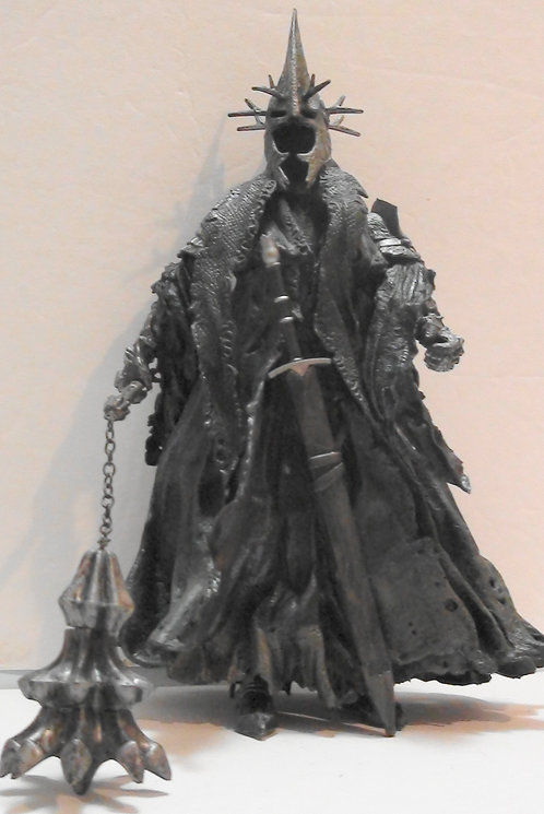 LOTR Morgal Lord Witch King with mace
