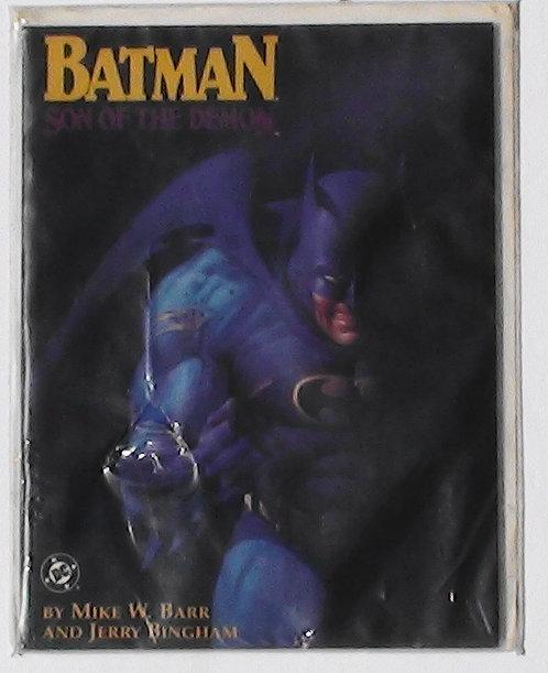 Batman:Son of the Demon