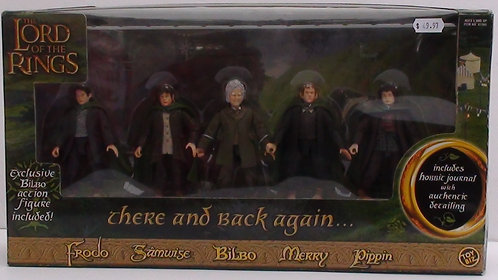 LOTR - There and B0ack Again 5 pack #81365
