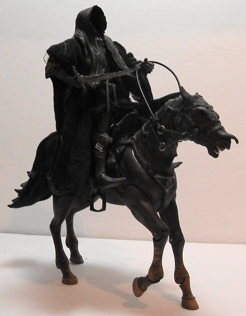 LOTR Ringwraith & horse (with sword)
