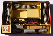 Marklin Train Set In Box