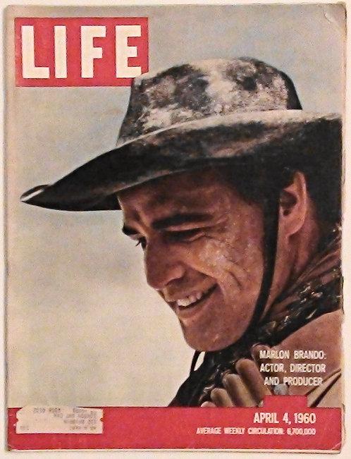 Life- Marlon Brando