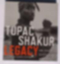Tupac Shakur Legacy Book