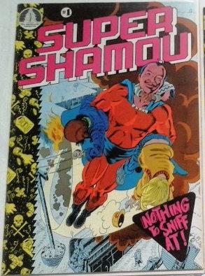 #1 Super Shamou 1980's