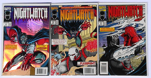NightWatch #1,2,3