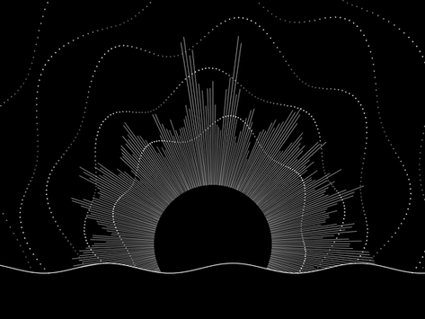 Using Processing for Music Visualization
