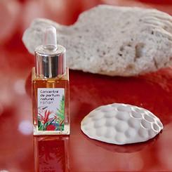 Corail et huile parfumée 19,50 €