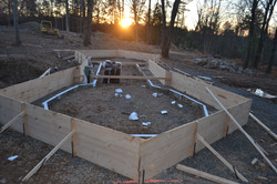2-5 sided Strawbale-Accord,NY