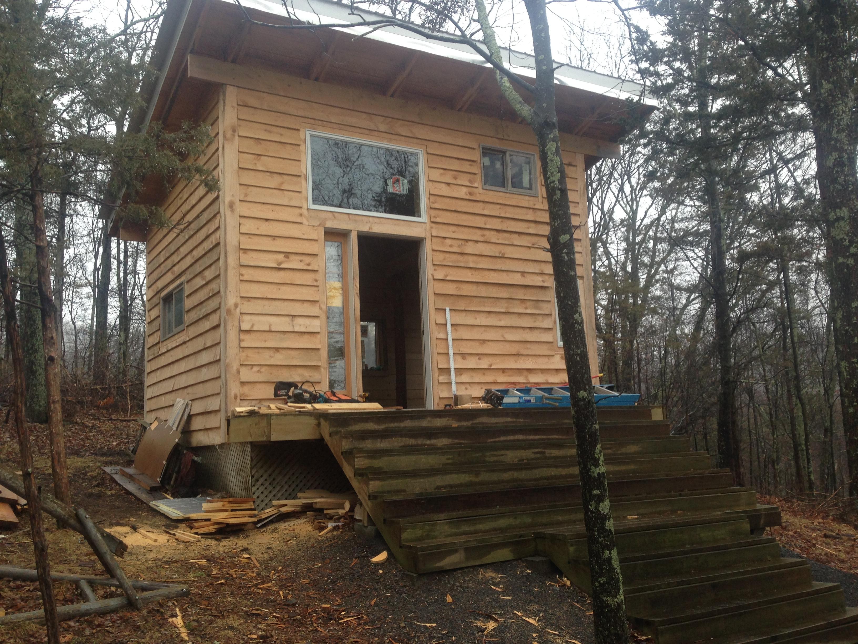 Tiny House Gardiner,NY
