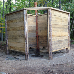 4-stall-Outdoor showers,Stonykill,NY