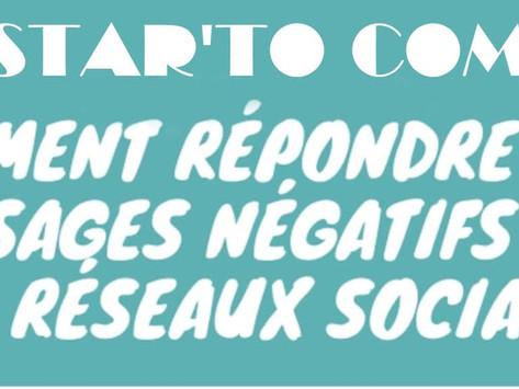 Comment répondre aux messages négatifs sur les réseaux sociaux ?