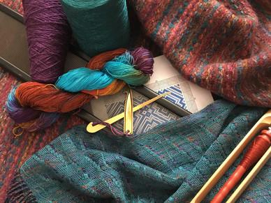 Tools of the Handweaving Trade