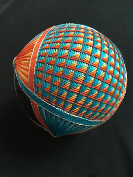 Harvest Basket Temari