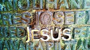 Tekst met Jesus