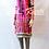 Thumbnail: Hot Pink Art Deco light cotton suit