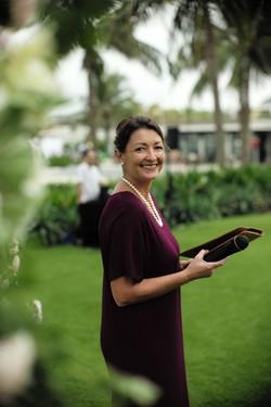 Australian English Speaking Wedding cele