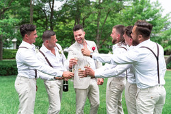 Groomsmen-celebrating-Lynda-Leith-celebr