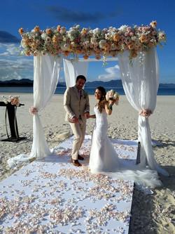 Wedding in Vietnam Nha Trang Vinpearl