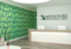 Missour Marijuana Card Office Design
