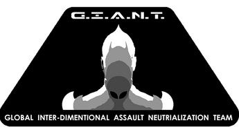The Global Interdimensional Assault Neutralization Team (G.I.A.N.T.)