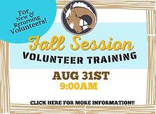 Copy of Volunteer Training Fall FB POST.jpg