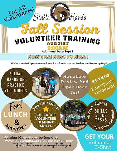 Volunteer Training Fall 2021 Flyer.jpg