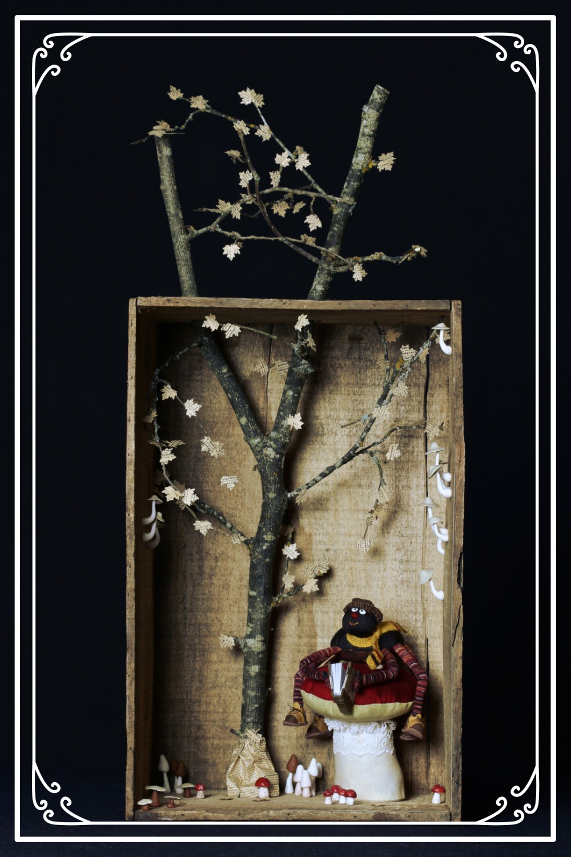 Bernard et son arbre à mots