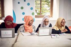 Women leaderhip, STEM project