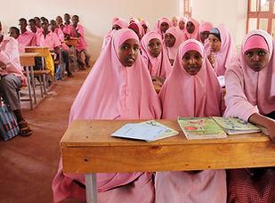 CARE Kenya Education, Dadaab Refugee Camp