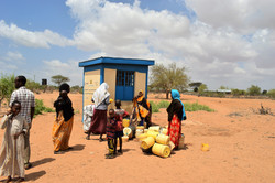 Water and Nutrition, CARE Kenya