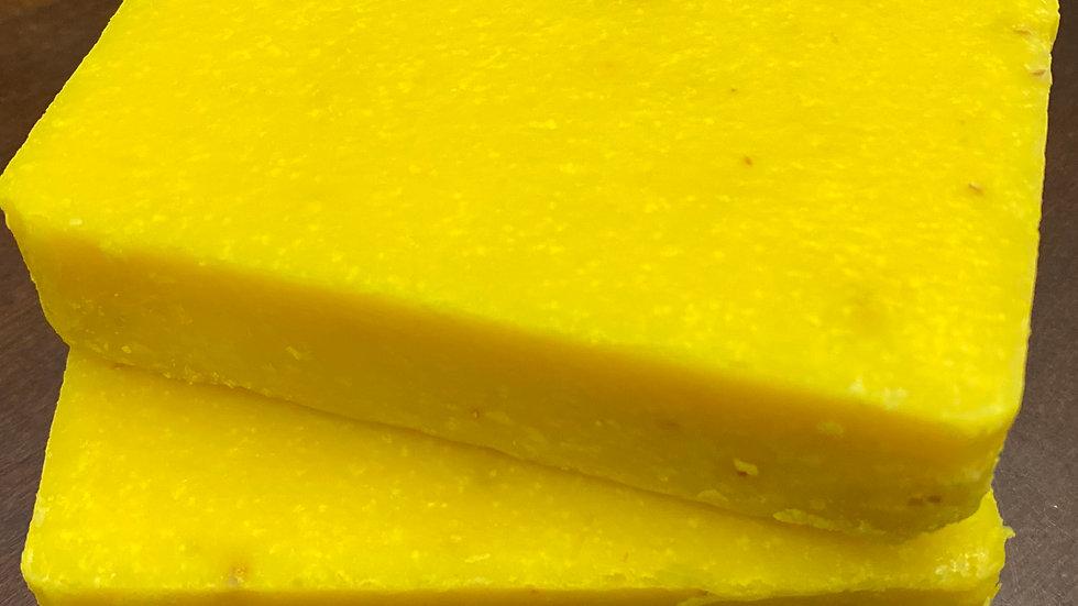 Citrus & Sage Scrub Body Bar