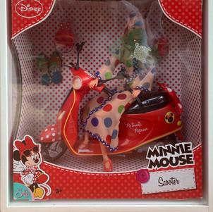 Minnie on Bike, Hassan Hajjaj