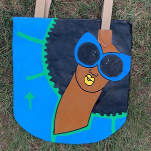 Unique Tote Bag, Michael Soi