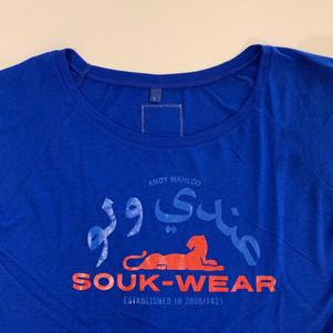 Andy Wahloo T-Shirt, Hassan Hajjaj