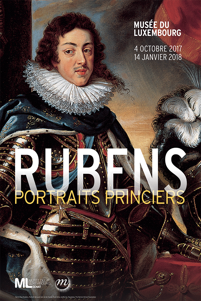 Exposition Rubens au Luxembourg