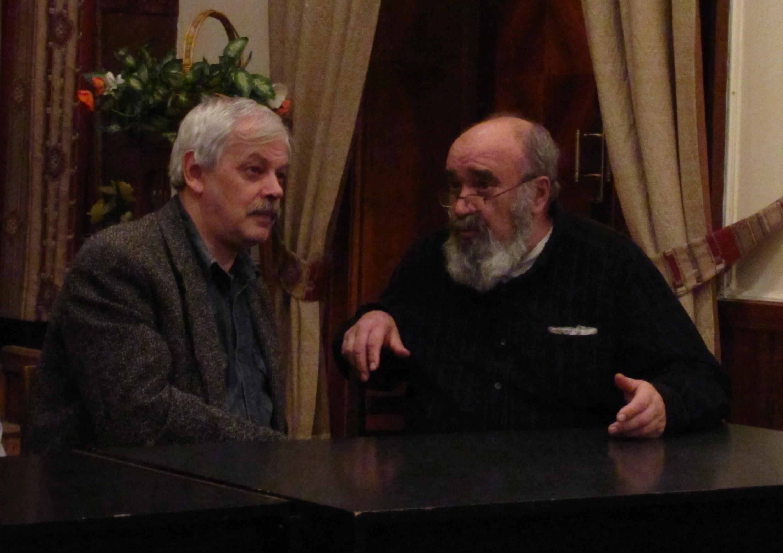 Закрытие семинаров 2012